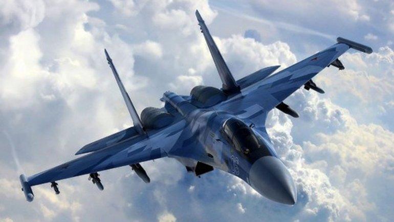 Aviones de combate de Rusia atacaron por primera vez en territorio sirio