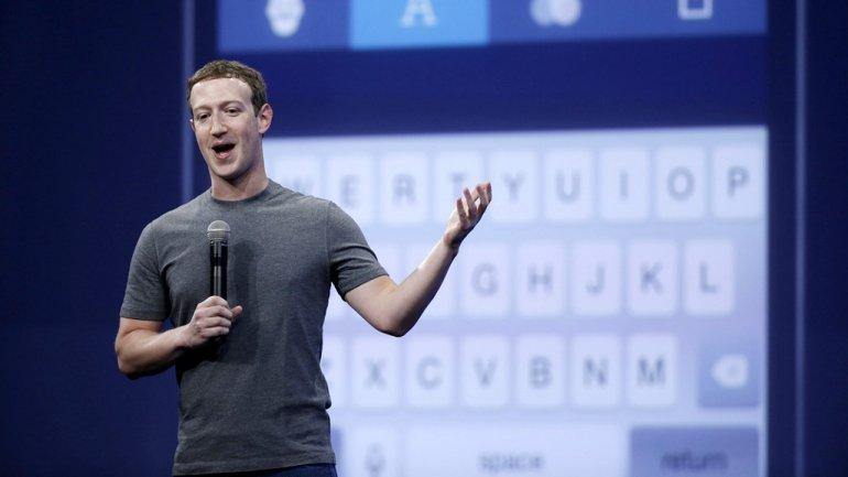 Mark Zuckerberg, imagen de archivo